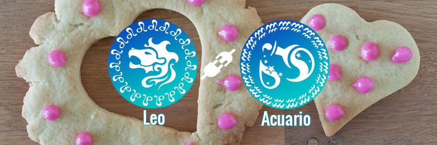 Compatibilidad de Leo y Acuario