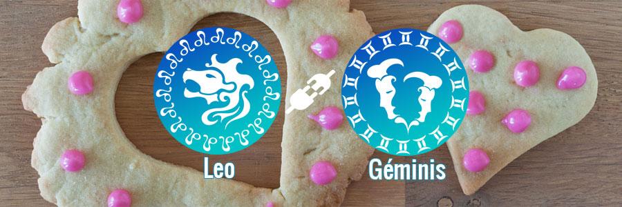 Compatibilidad de Leo y Géminis
