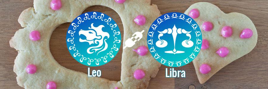 Compatibilidad de Leo y Libra