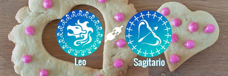 Compatibilidad de Leo y Sagitario