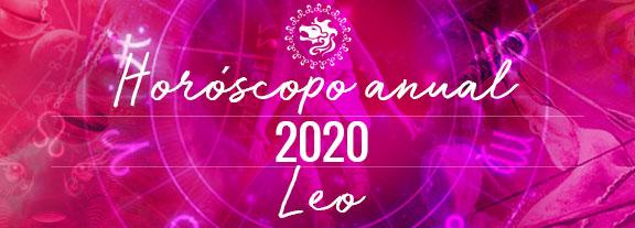 Horóscopo de Leo 2020