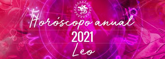Horóscopo de Leo 2021